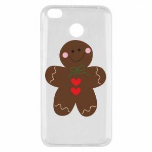 Xiaomi Redmi 4X Case Gingerbread Man