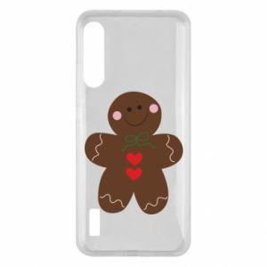 Xiaomi Mi A3 Case Gingerbread Man
