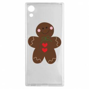 Sony Xperia XA1 Case Gingerbread Man