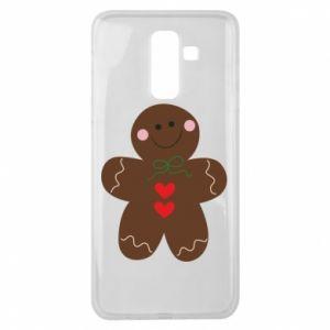 Samsung J8 2018 Case Gingerbread Man