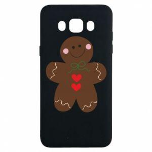Samsung J7 2016 Case Gingerbread Man