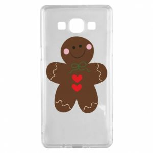 Samsung A5 2015 Case Gingerbread Man