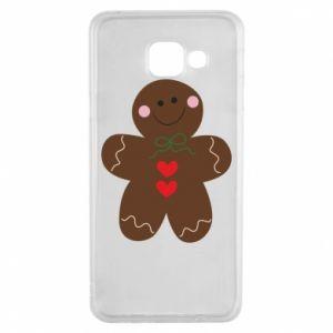 Samsung A3 2016 Case Gingerbread Man