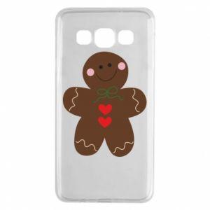 Samsung A3 2015 Case Gingerbread Man