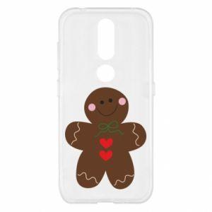 Nokia 4.2 Case Gingerbread Man