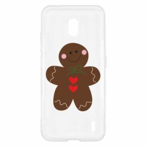 Nokia 2.2 Case Gingerbread Man