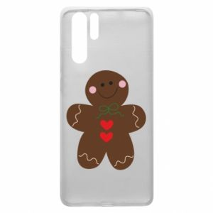 Huawei P30 Pro Case Gingerbread Man