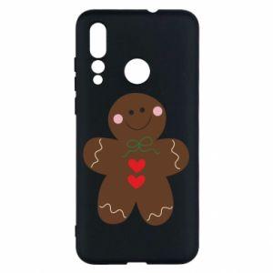Huawei Nova 4 Case Gingerbread Man