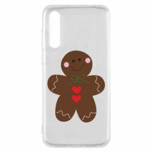 Huawei P20 Pro Case Gingerbread Man