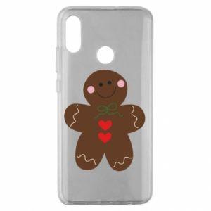 Huawei Honor 10 Lite Case Gingerbread Man