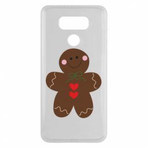 LG G6 Case Gingerbread Man