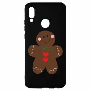 Huawei P Smart 2019 Case Gingerbread Man