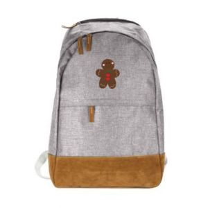 Urban backpack Gingerbread Man