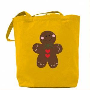Bag Gingerbread Man