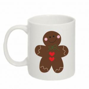 Mug 330ml Gingerbread Man
