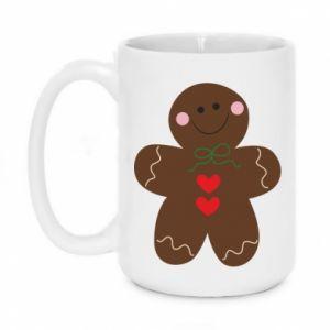 Mug 450ml Gingerbread Man