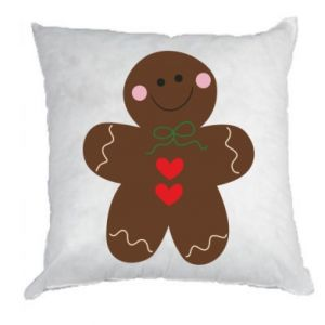 Pillow Gingerbread Man