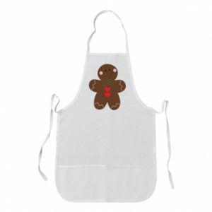 Apron Gingerbread Man