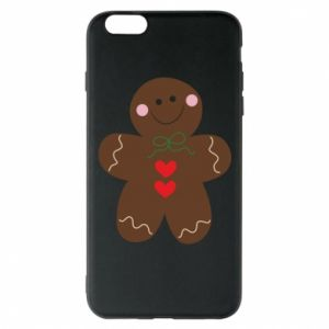 Phone case for iPhone 6 Plus/6S Plus Gingerbread Man