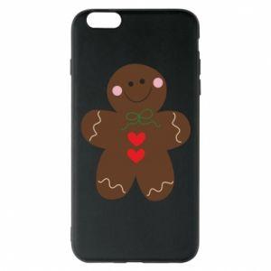 iPhone 6 Plus/6S Plus Case Gingerbread Man