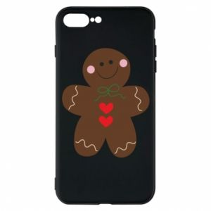Phone case for iPhone 7 Plus Gingerbread Man