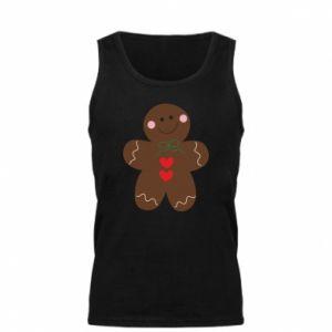 Men's t-shirt Gingerbread Man