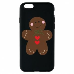Phone case for iPhone 6/6S Gingerbread Man