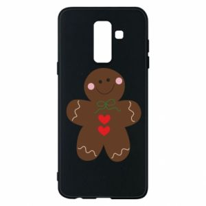 Phone case for Samsung A6+ 2018 Gingerbread Man