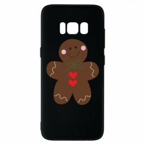 Phone case for Samsung S8 Gingerbread Man