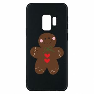 Phone case for Samsung S9 Gingerbread Man