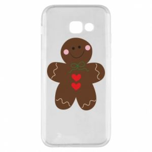 Samsung A5 2017 Case Gingerbread Man