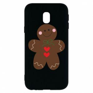 Samsung J3 2017 Case Gingerbread Man