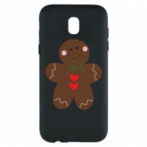Samsung J5 2017 Case Gingerbread Man