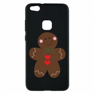 Phone case for Huawei P10 Lite Gingerbread Man