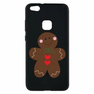 Huawei P10 Lite Case Gingerbread Man