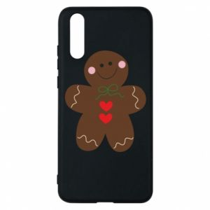 Phone case for Huawei P20 Gingerbread Man