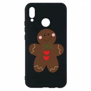 Phone case for Huawei P20 Lite Gingerbread Man