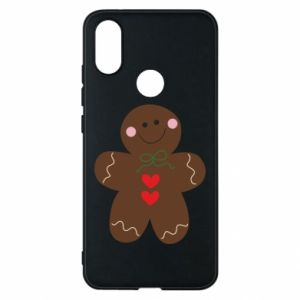 Phone case for Xiaomi Mi A2 Gingerbread Man