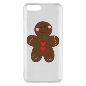 Phone case for Xiaomi Mi6 Gingerbread Man