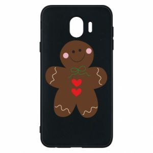 Samsung J4 Case Gingerbread Man