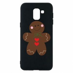 Phone case for Samsung J6 Gingerbread Man