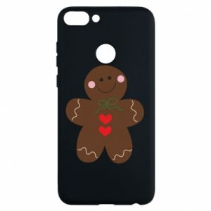 Phone case for Huawei P Smart Gingerbread Man