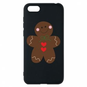 Phone case for Huawei Y5 2018 Gingerbread Man