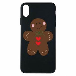Phone case for iPhone Xs Max Gingerbread Man