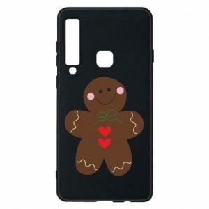 Samsung A9 2018 Case Gingerbread Man