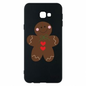 Phone case for Samsung J4 Plus 2018 Gingerbread Man