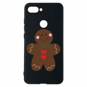 Phone case for Xiaomi Mi8 Lite Gingerbread Man