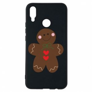 Phone case for Huawei P Smart Plus Gingerbread Man