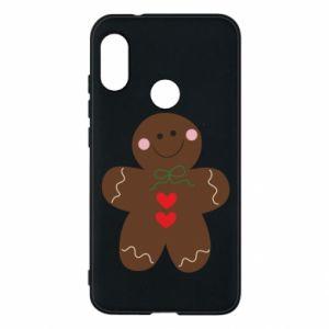 Mi A2 Lite Case Gingerbread Man