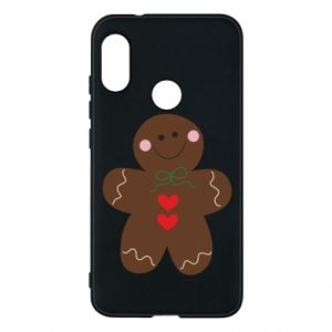 Phone case for Mi A2 Lite Gingerbread Man